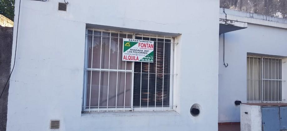 Departamento en Alquiler Los Polvorines.